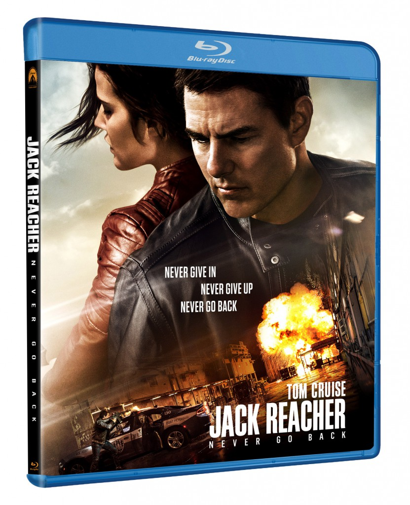 Jack Reacher - Never Go Back - BD