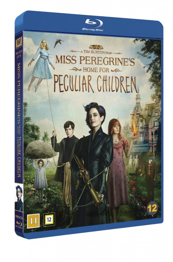 Miss Peregrins home for Peculiar Children - BD