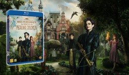 Miss Peregrins home for Peculiar Children - BD - Blu-ray - Anmeldelse - Fiktion & Kultur - Tim Burton