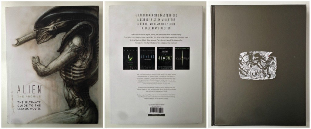 Alien the Archive - The Ultimate Guide to the Classic Movies - Book - Fiktion & Kultur - Plusbog.dk - Film - Titan Books (1)