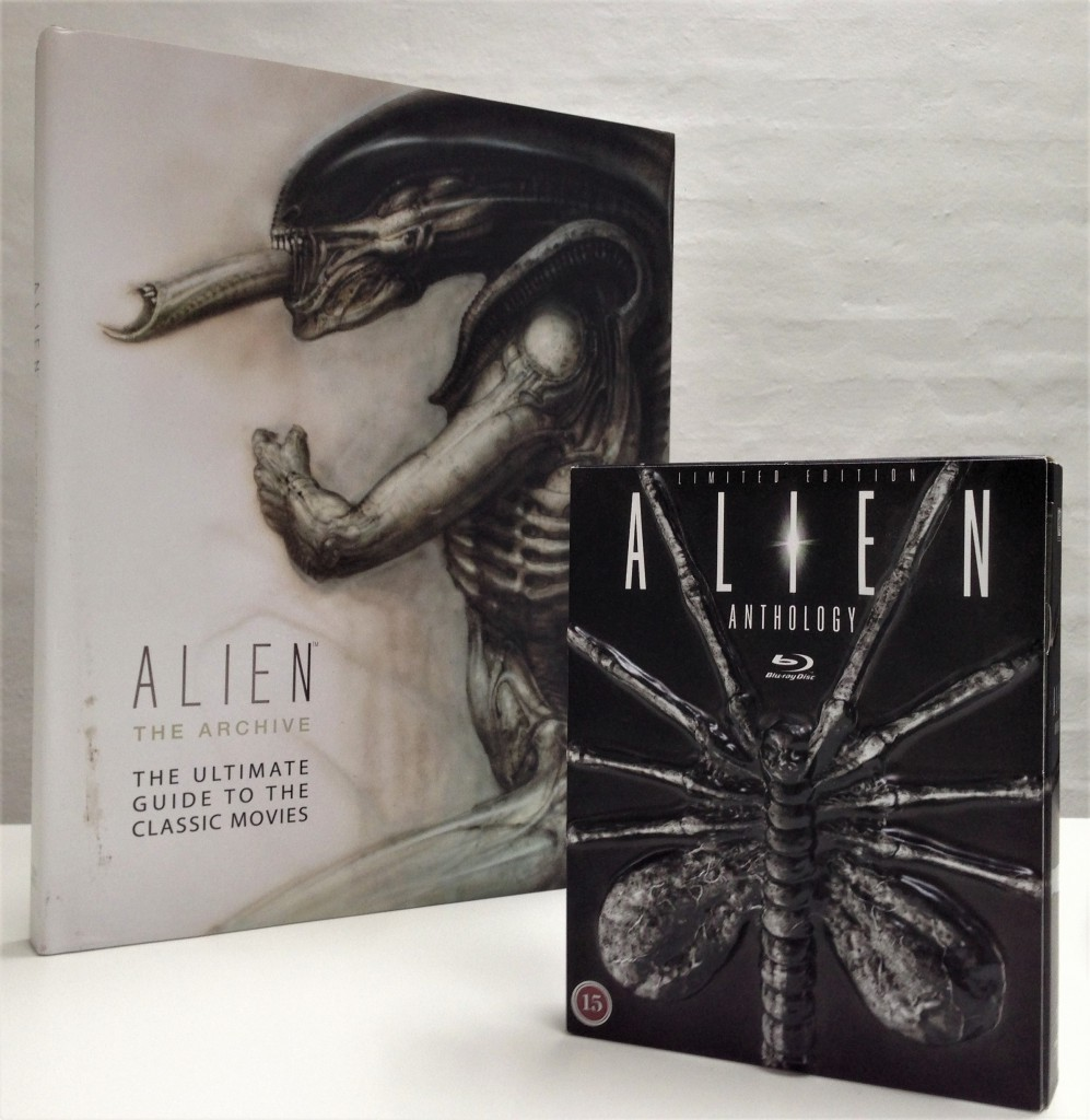 Alien the Archive - The Ultimate Guide to the Classic Movies - Book - Fiktion & Kultur - Plusbog.dk - Film - Titan Books (11)