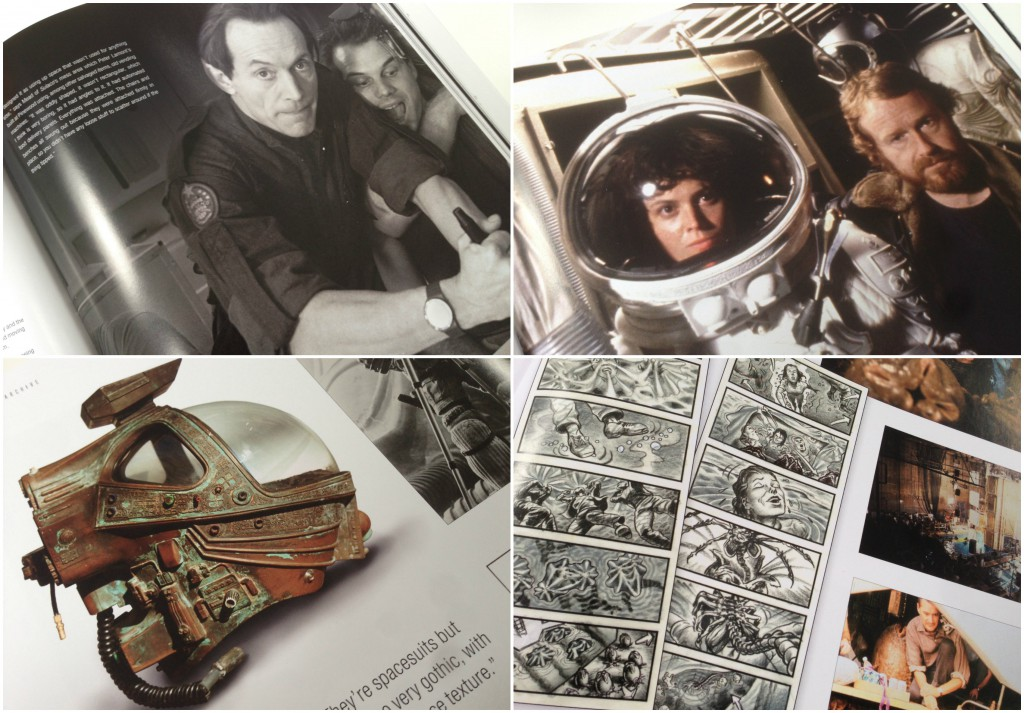 Alien the Archive - The Ultimate Guide to the Classic Movies - Book - Fiktion & Kultur - Plusbog.dk - Film - Titan Books (2)
