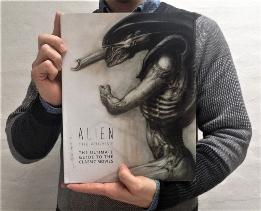 Alien the Archive - The Ultimate Guide to the Classic Movies - Book - Fiktion & Kultur - Plusbog.dk - Film - Titan Books (3)