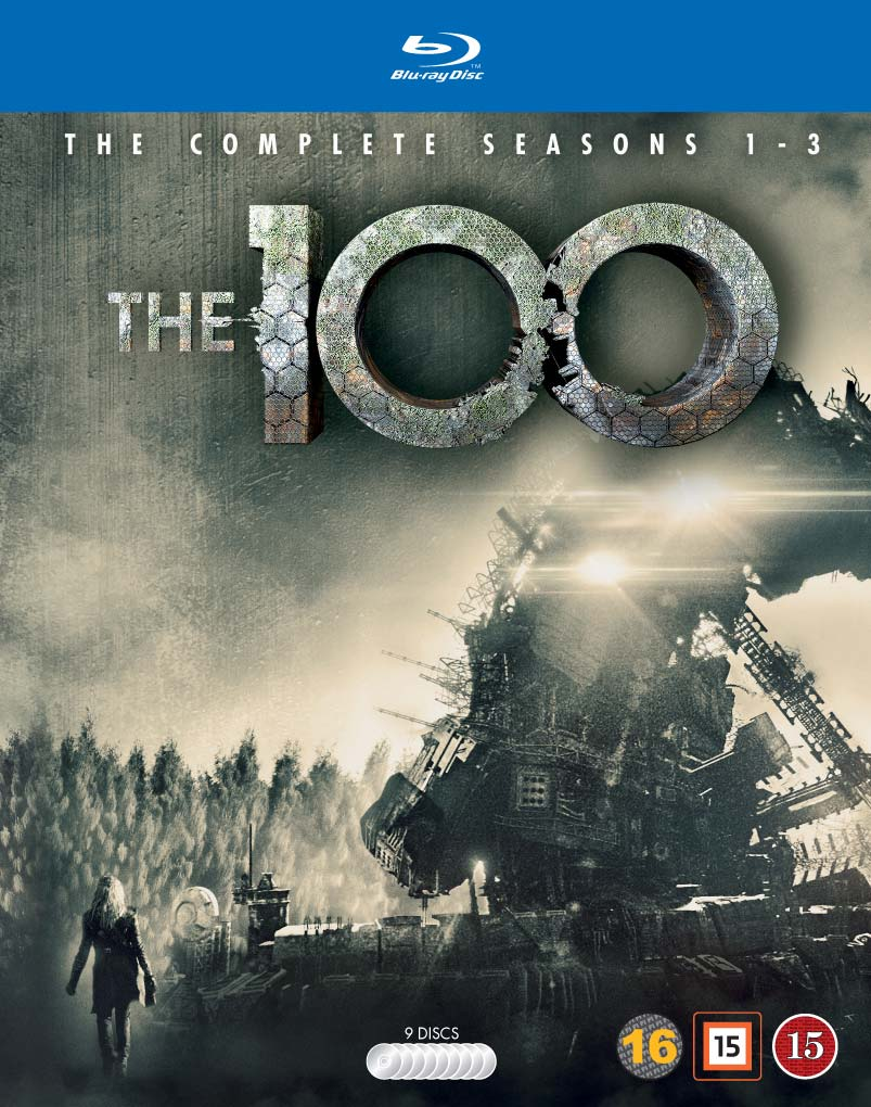The 100 Complete Seasons 1-3 - Blu-ray - Fiktion & Kultur - 1
