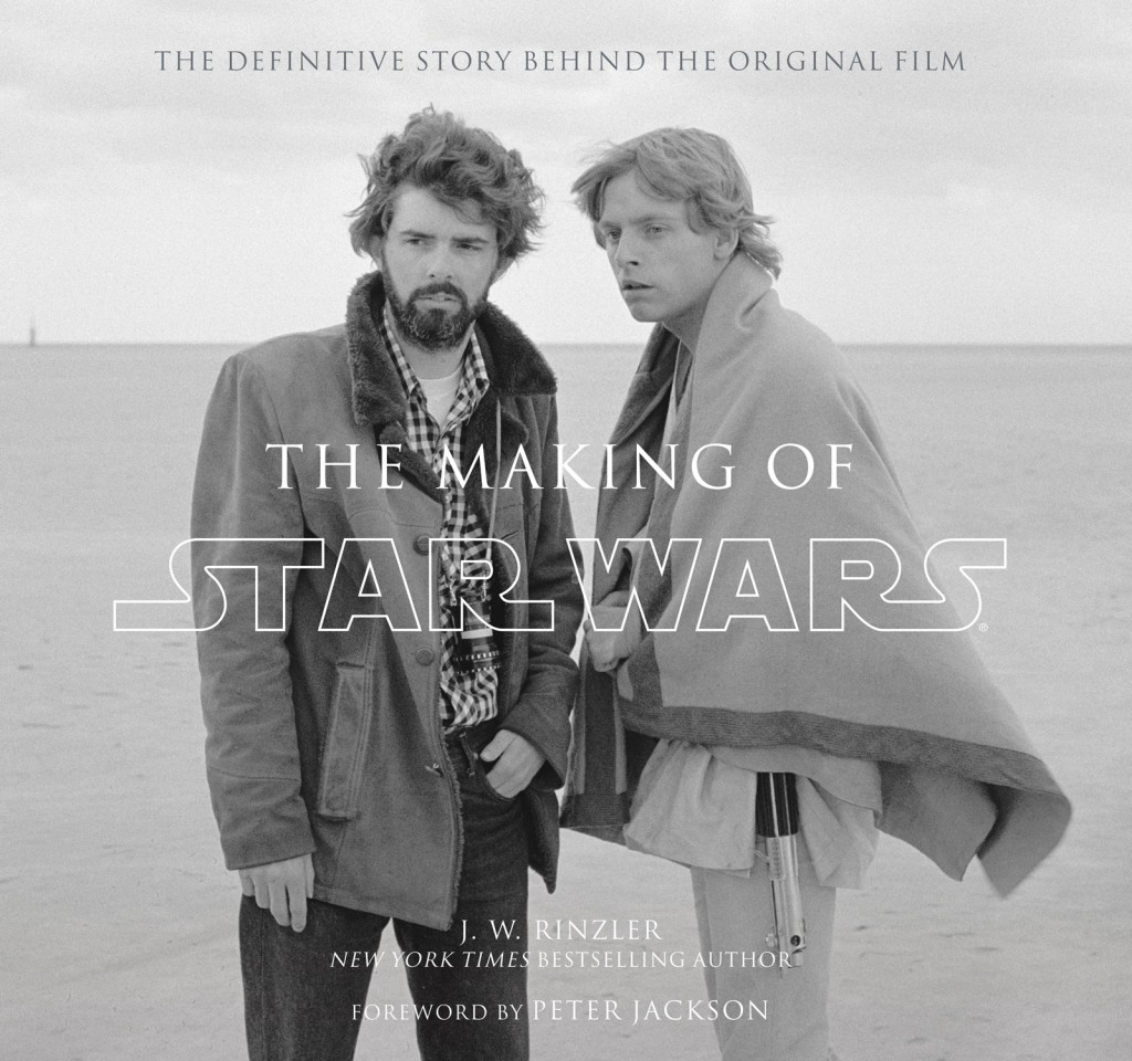 15 - The Making of Star Wars - Bog - Star Wars - Cover - Fiktion og Kultur - Plusbog.dk