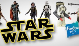 Star Wars - Hasbro - Rogue One - Figurer (1)