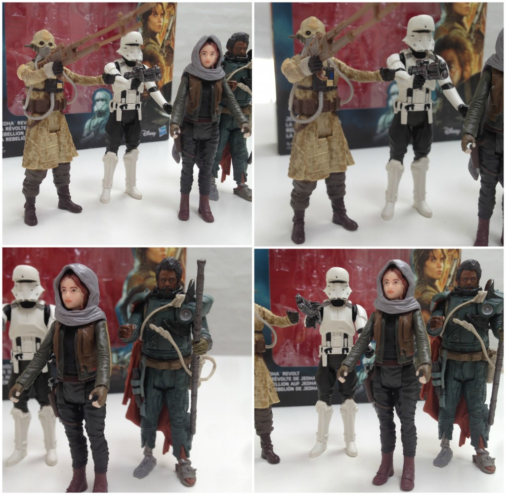 Star Wars - Hasbro - Rogue One - Figurer (2)