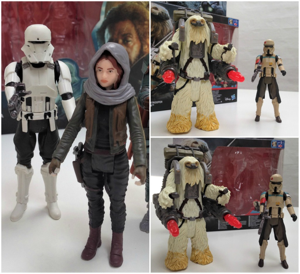 Star Wars - Hasbro - Rogue One - Figurer (3)