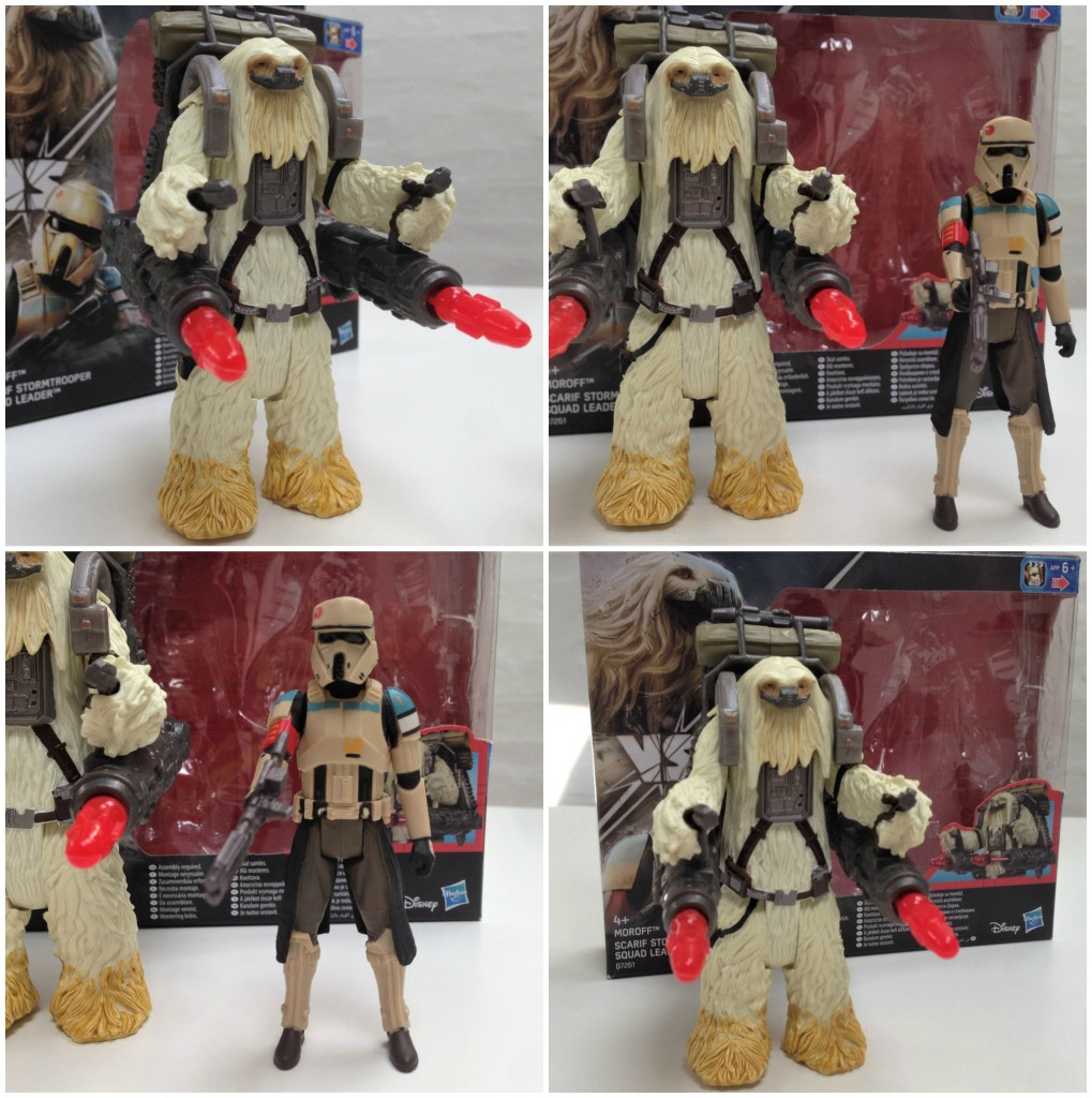 Star Wars - Hasbro - Rogue One - Figurer (4)