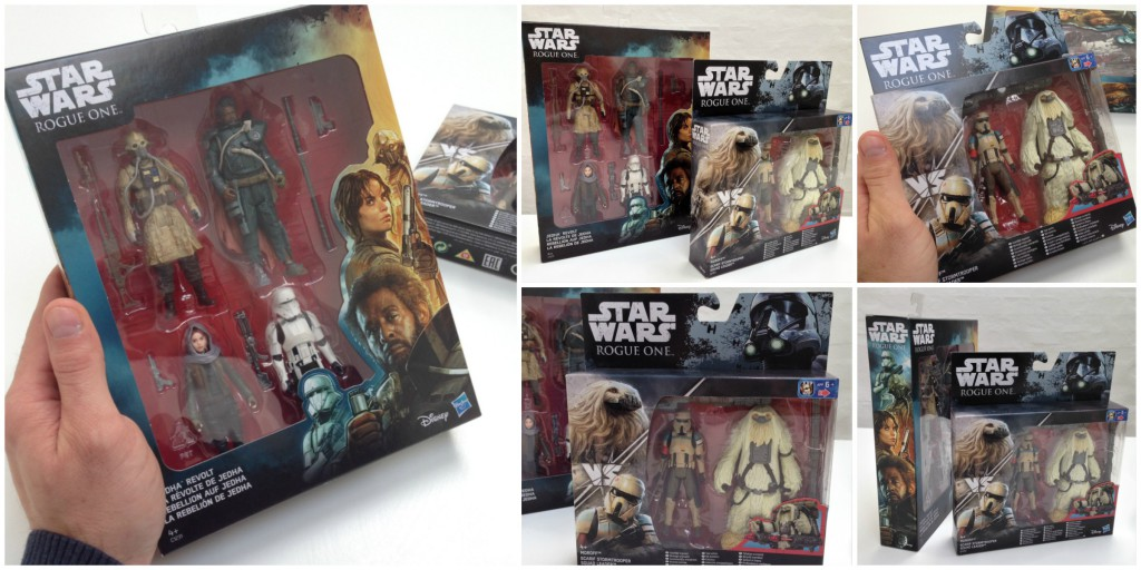 Star Wars - Hasbro - Rogue One - Figurer (5)