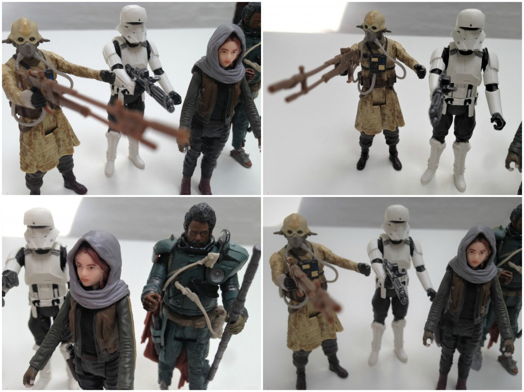Star Wars - Hasbro - Rogue One - Figurer (9)