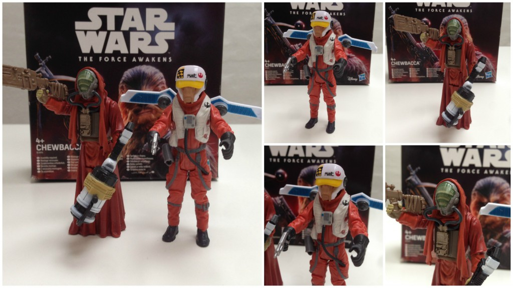 Star Wars - The Force Awakens - Hasbro - Hot Wheels - Chewbacca - Fiktion & Kultur - Legetøjseksperten (1)