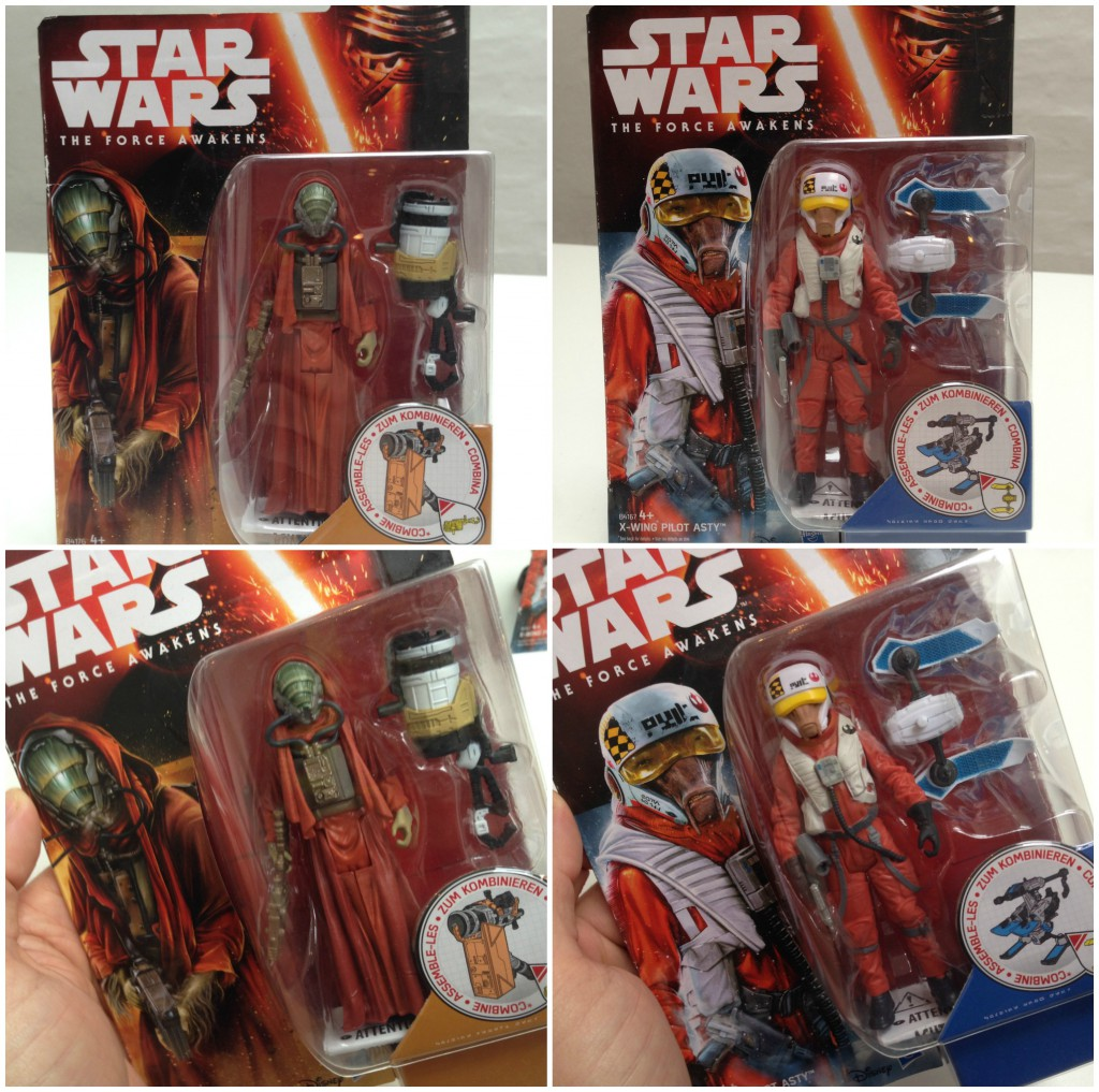 Star Wars - The Force Awakens - Hasbro - Hot Wheels - Chewbacca - Fiktion & Kultur - Legetøjseksperten (4)