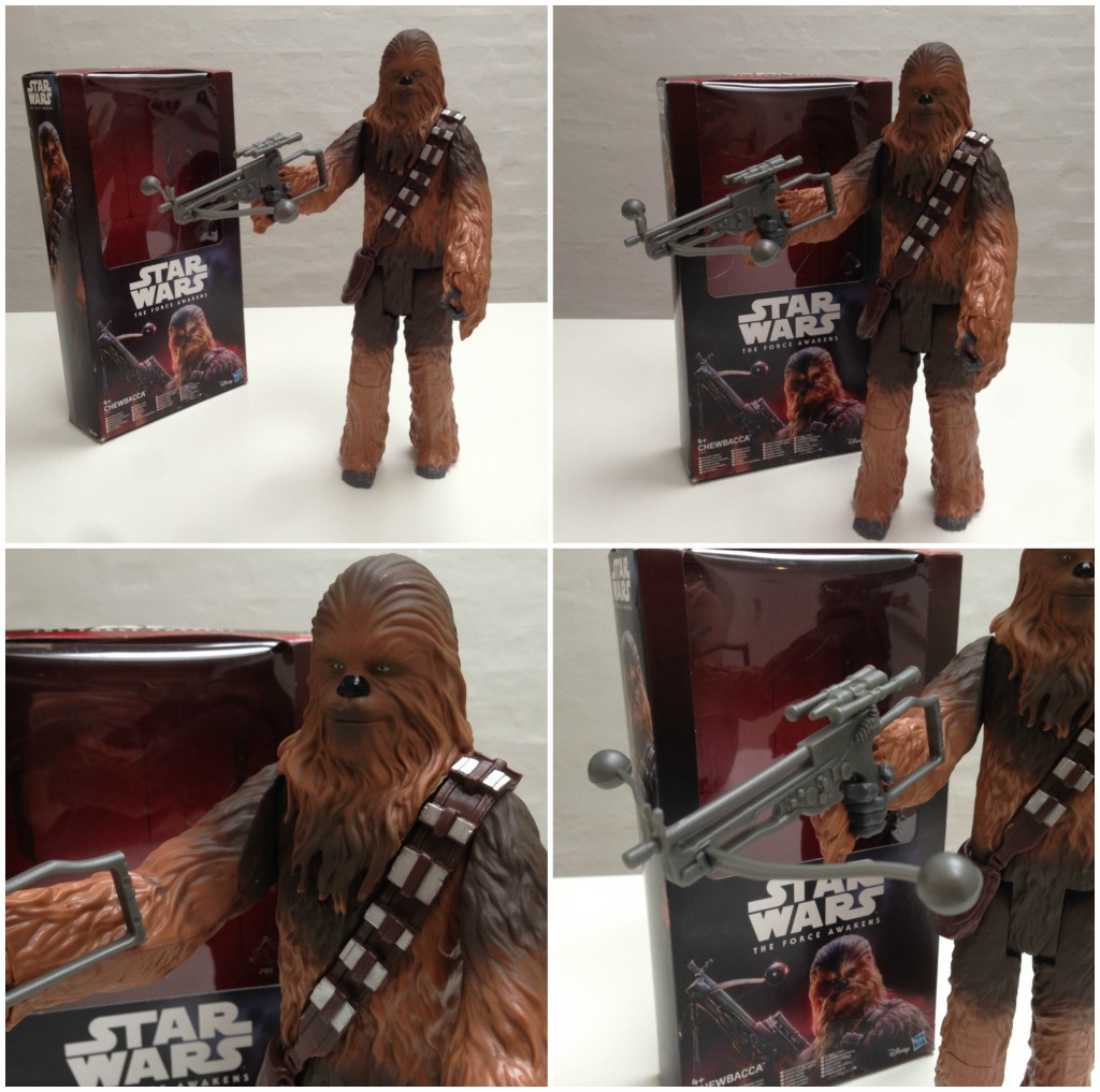 Star Wars - The Force Awakens - Hasbro - Hot Wheels - Chewbacca - Fiktion & Kultur - Legetøjseksperten (6)
