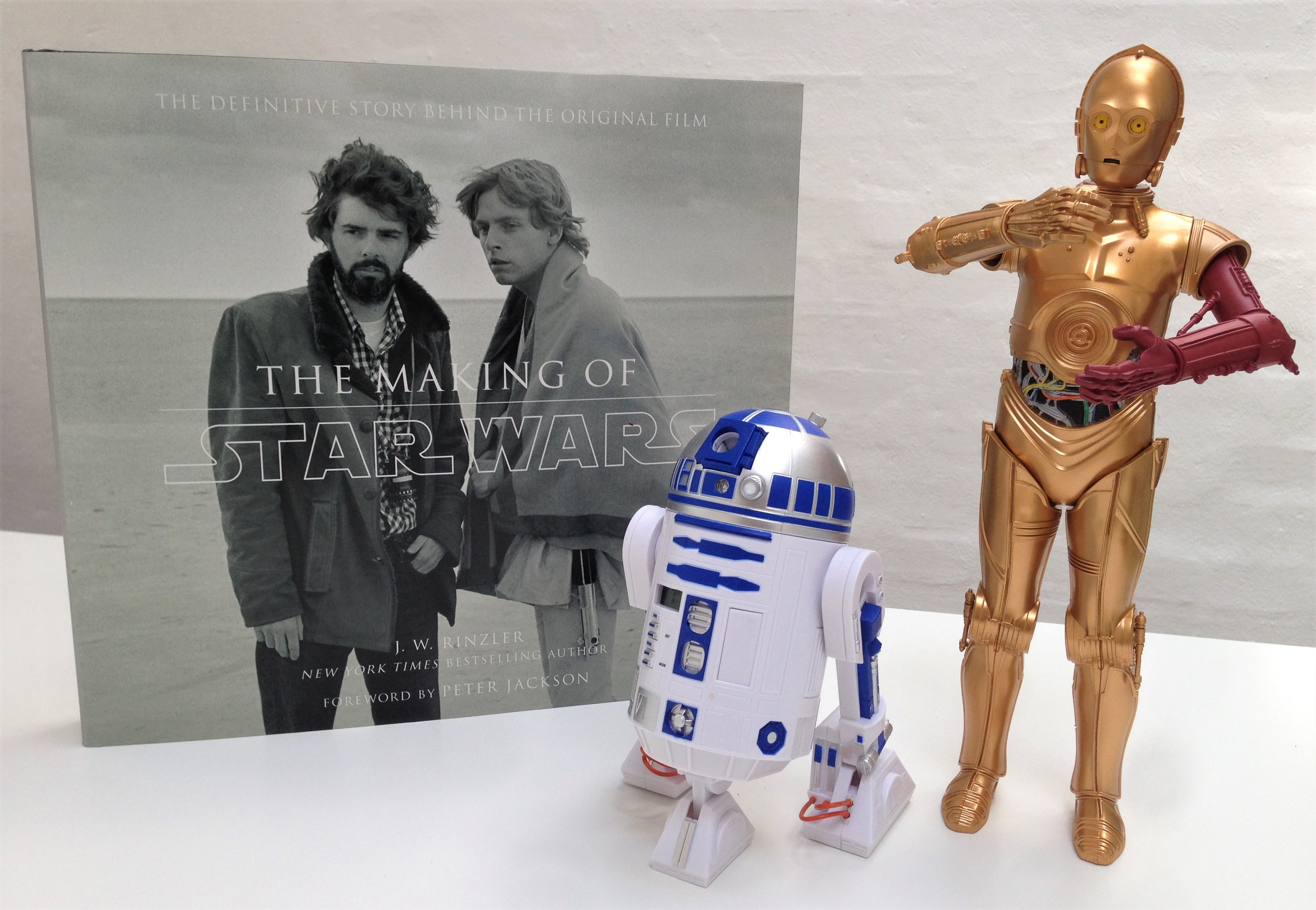 The Making of Star Wars - J.W. Rinzler - Star Wars A New Hope - Film - Plusbog.dk - Fiktion & Kultur (2)