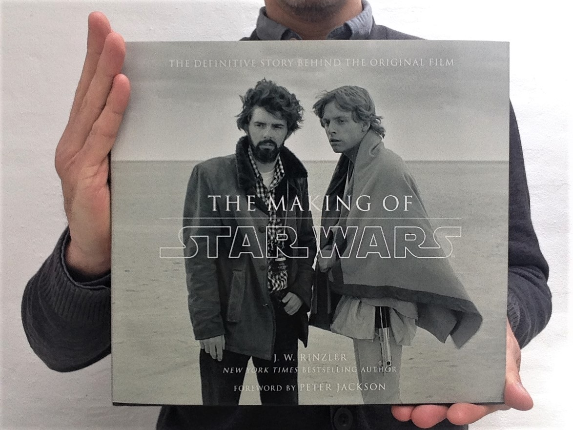 The Making of Star Wars - J.W. Rinzler - Star Wars A New Hope - Film - Plusbog.dk - Fiktion & Kultur (3)