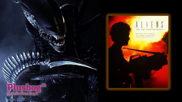 19) Aliens The Set Photography - Film - Bog - Plusbog.dk - Fiktion og Kultur - Cover