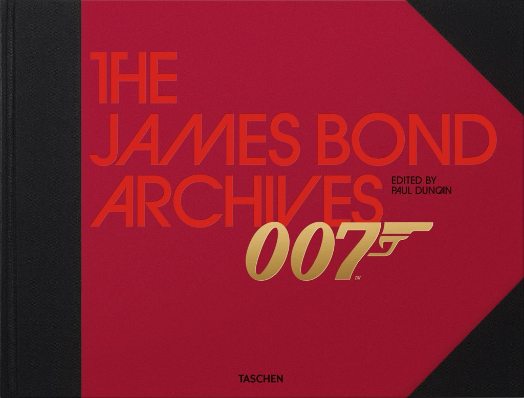 19 - The James Bond Archives - Film - Bog - Cover - Fiktion og Kultur - Plusbog.dk