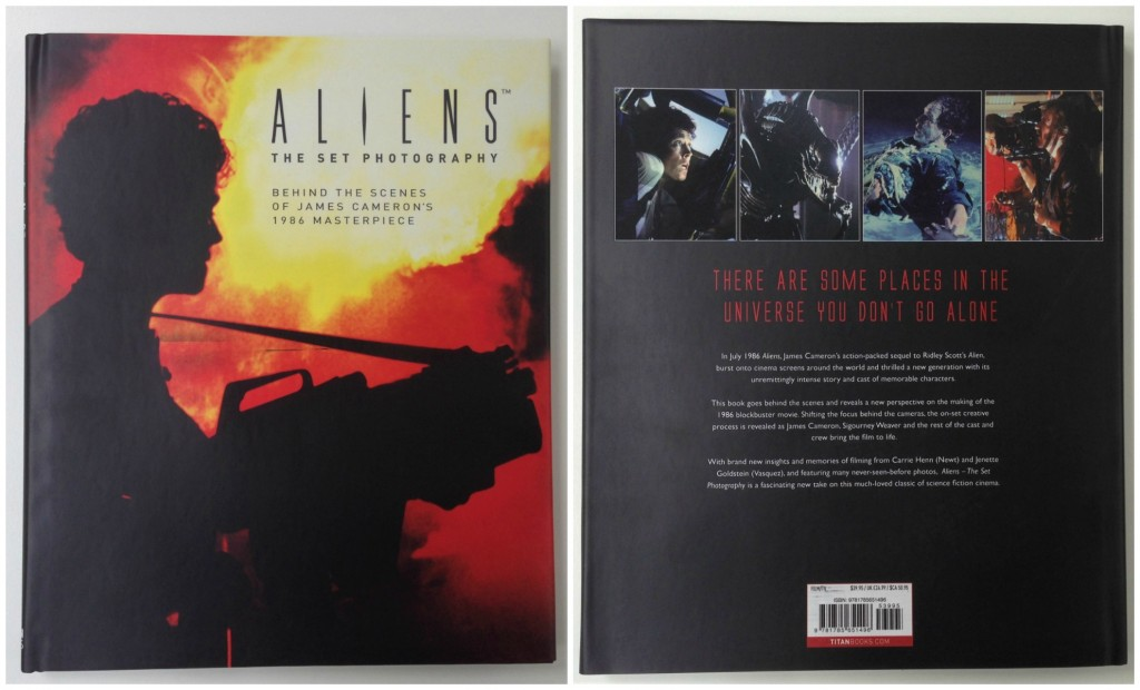 Aliens - The Set Photography - Plusbog.dk - James Cameron - Titan Books - Fiktion & Kultur - 1