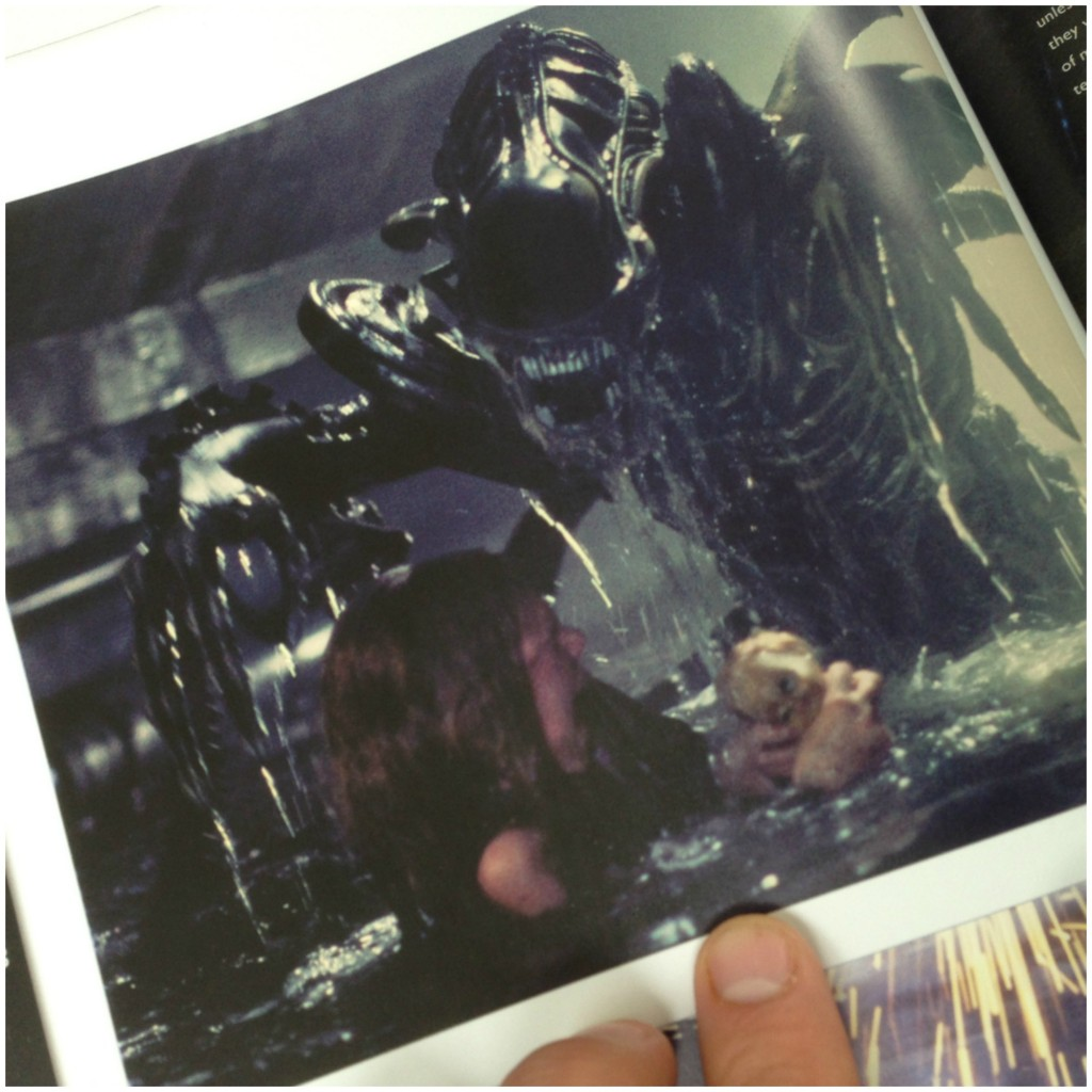 Aliens - The Set Photography - Plusbog.dk - James Cameron - Titan Books - Fiktion & Kultur - 4