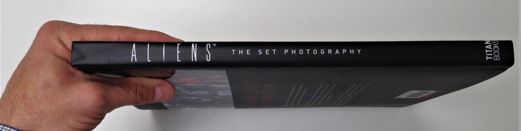 Aliens - The Set Photography - Plusbog.dk - James Cameron - Titan Books - Fiktion & Kultur - 4 (2)