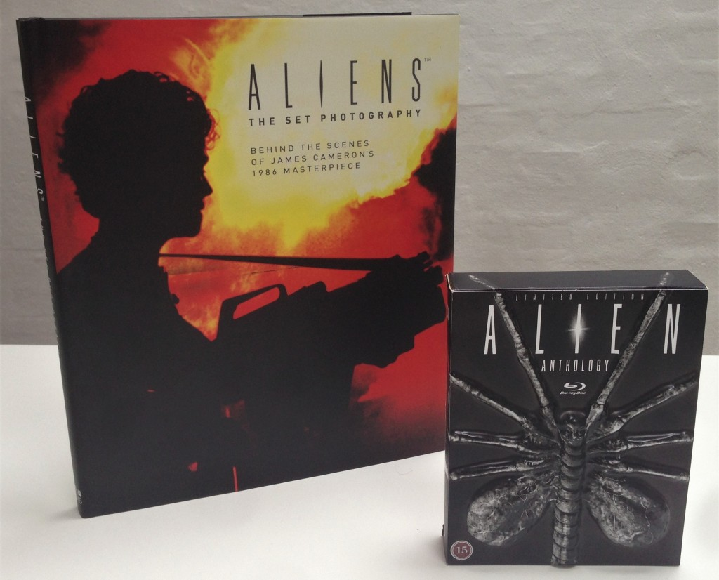 Aliens - The Set Photography - Plusbog.dk - James Cameron - Titan Books - Fiktion & Kultur - 4 (3)