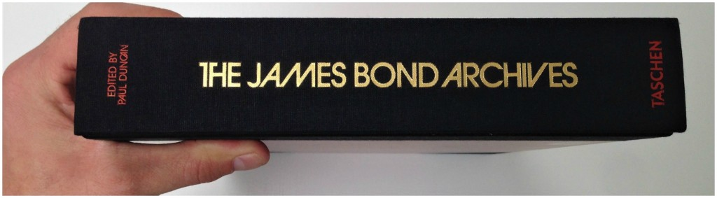 Plusbog - The James Bond Archives - Filmbog - Fiktion & Kultur - Taschen - 1
