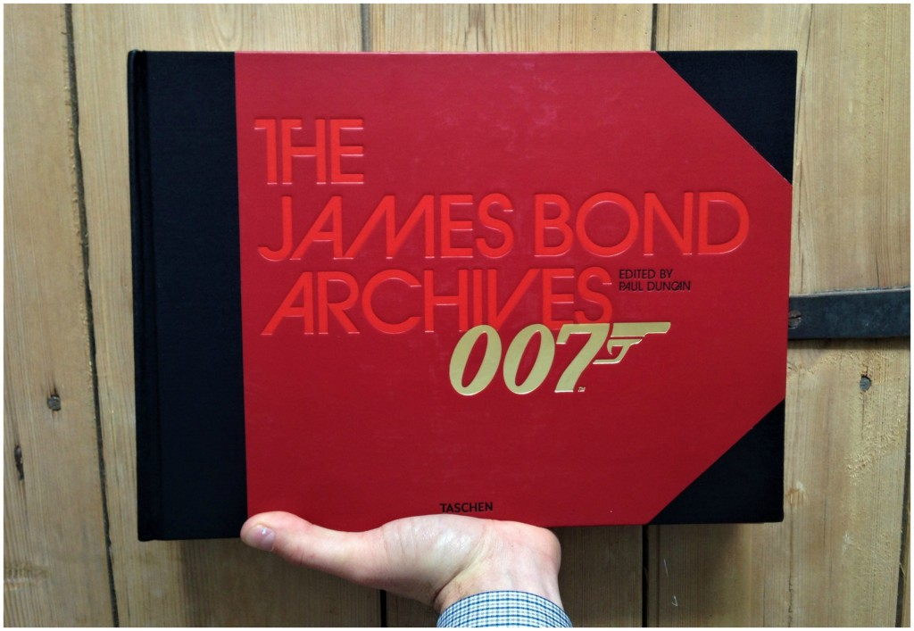 Plusbog - The James Bond Archives - Filmbog - Fiktion & Kultur - Taschen - 2