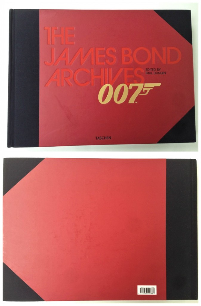 Plusbog - The James Bond Archives - Filmbog - Fiktion & Kultur - Taschen - 3