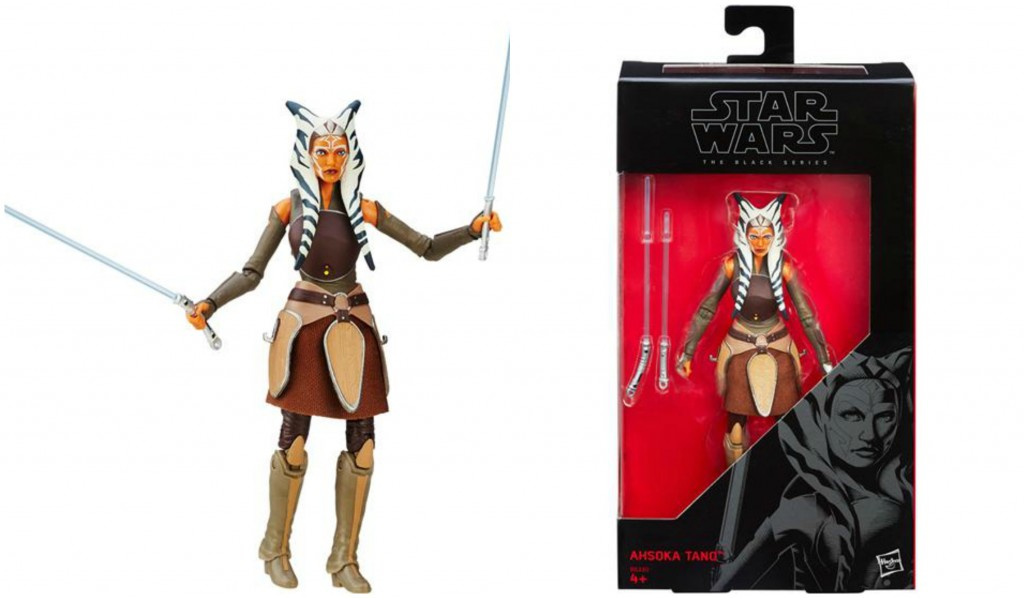 The Black Series - Aimshop - Star Wars - Ahsoka Tano