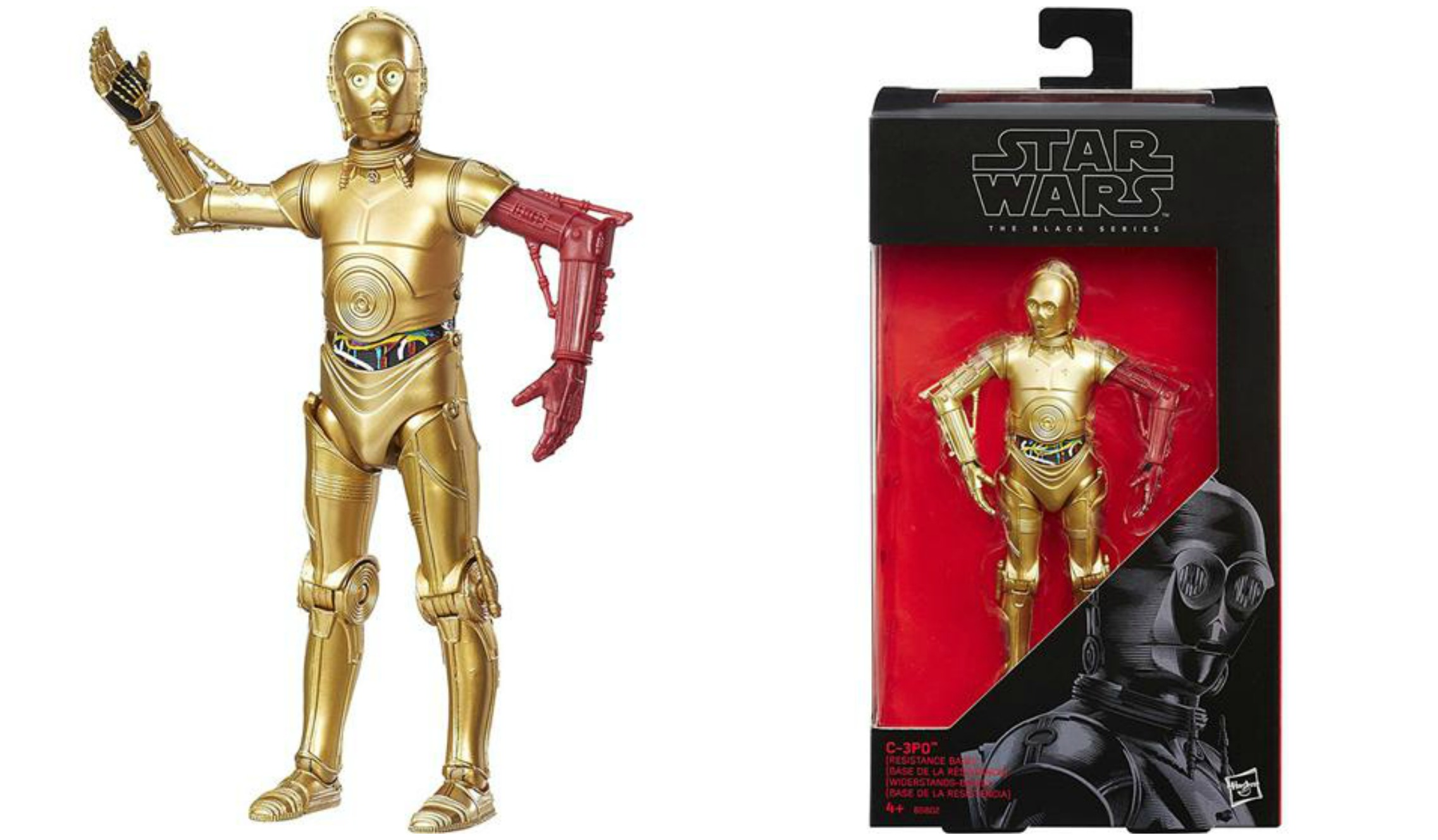 The Black Series - Aimshop - Star Wars - C-3PO