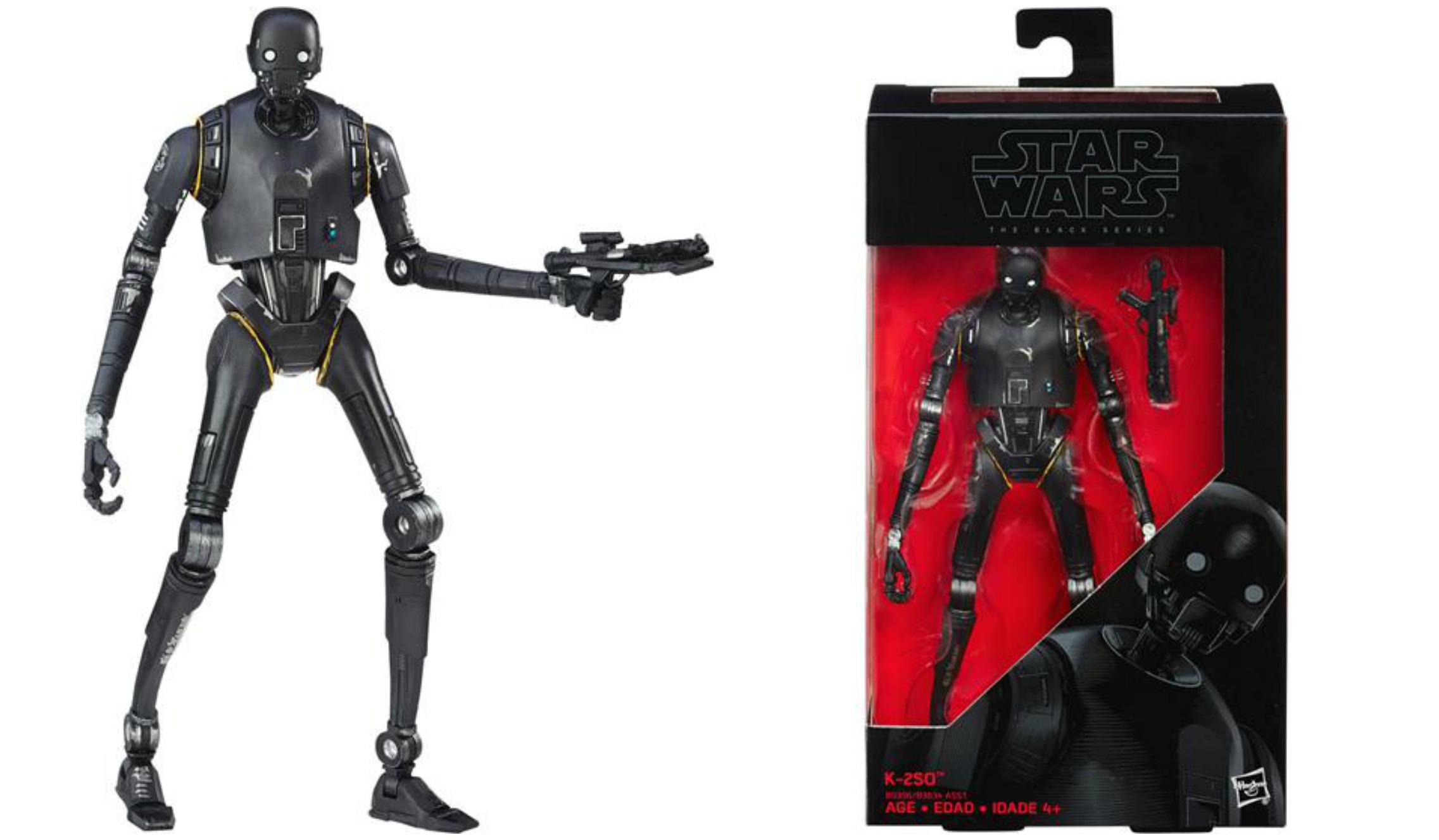 The Black Series - Aimshop - Star Wars - K-2SO