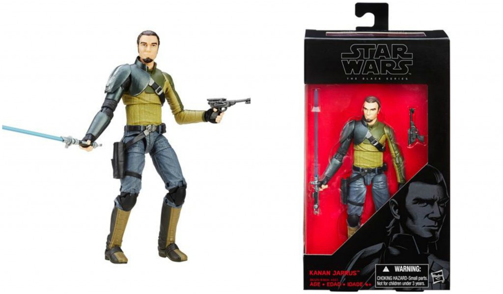 The Black Series - Aimshop - Star Wars - Kanan Jarrus