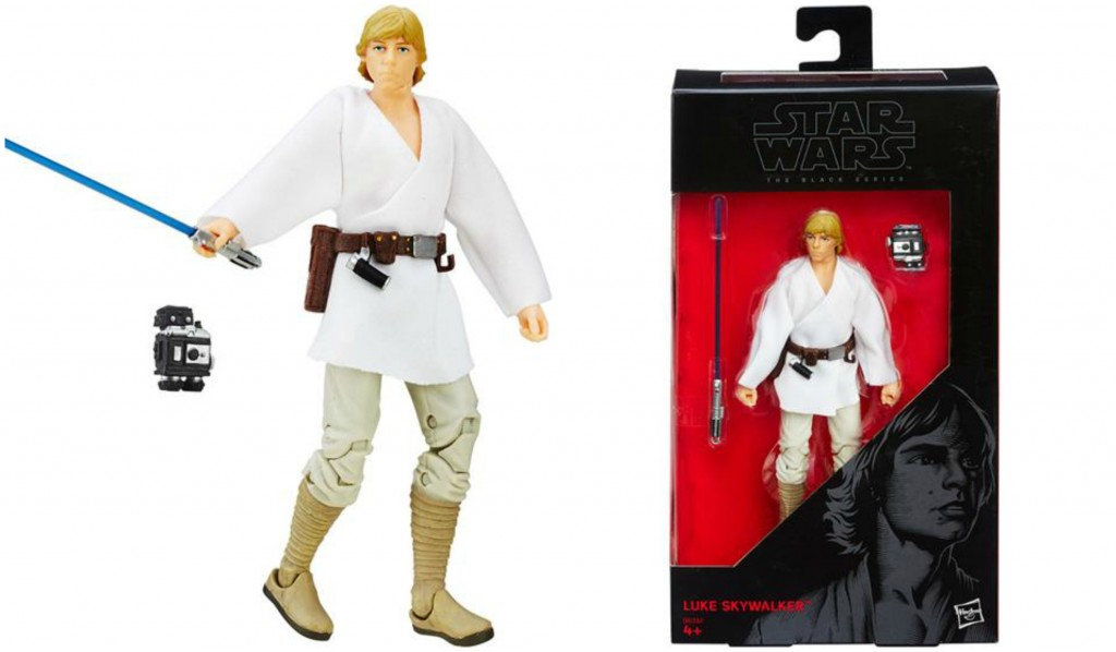The Black Series - Aimshop - Star Wars - Luke