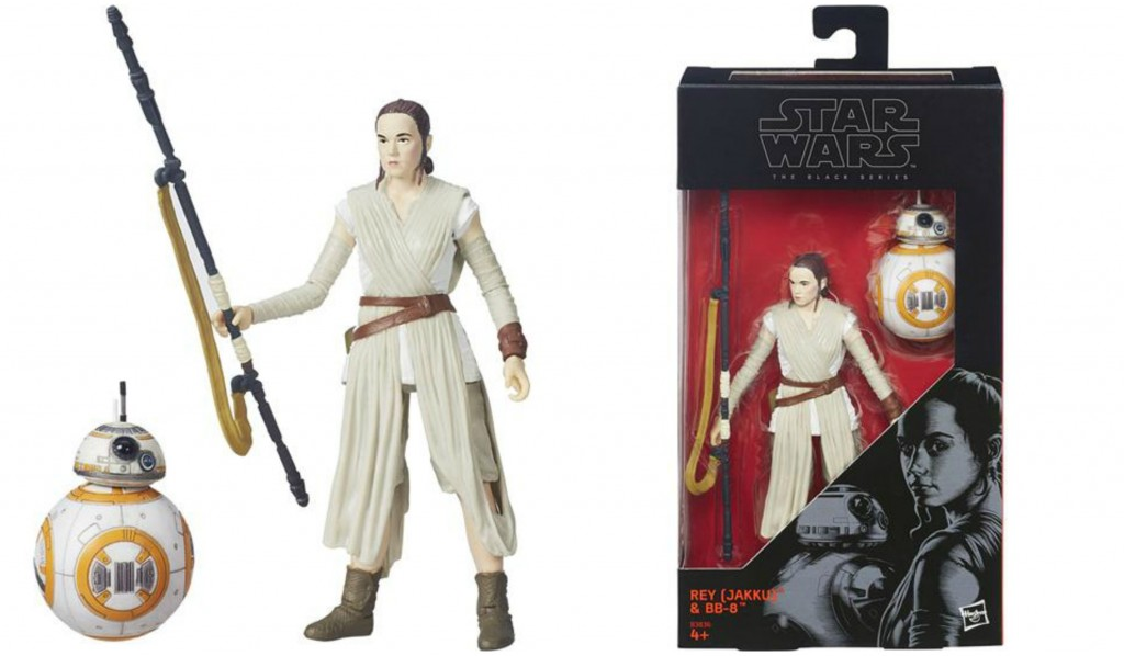 The Black Series - Aimshop - Star Wars - Rey