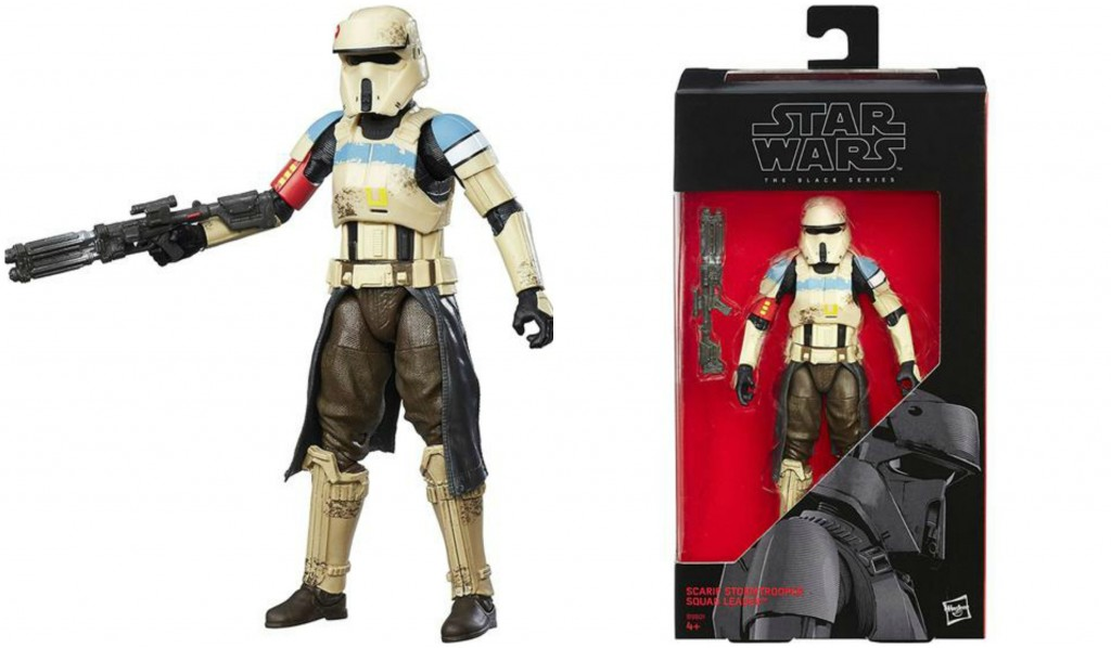 The Black Series - Aimshop - Star Wars - sCARIF sQUADLEADER