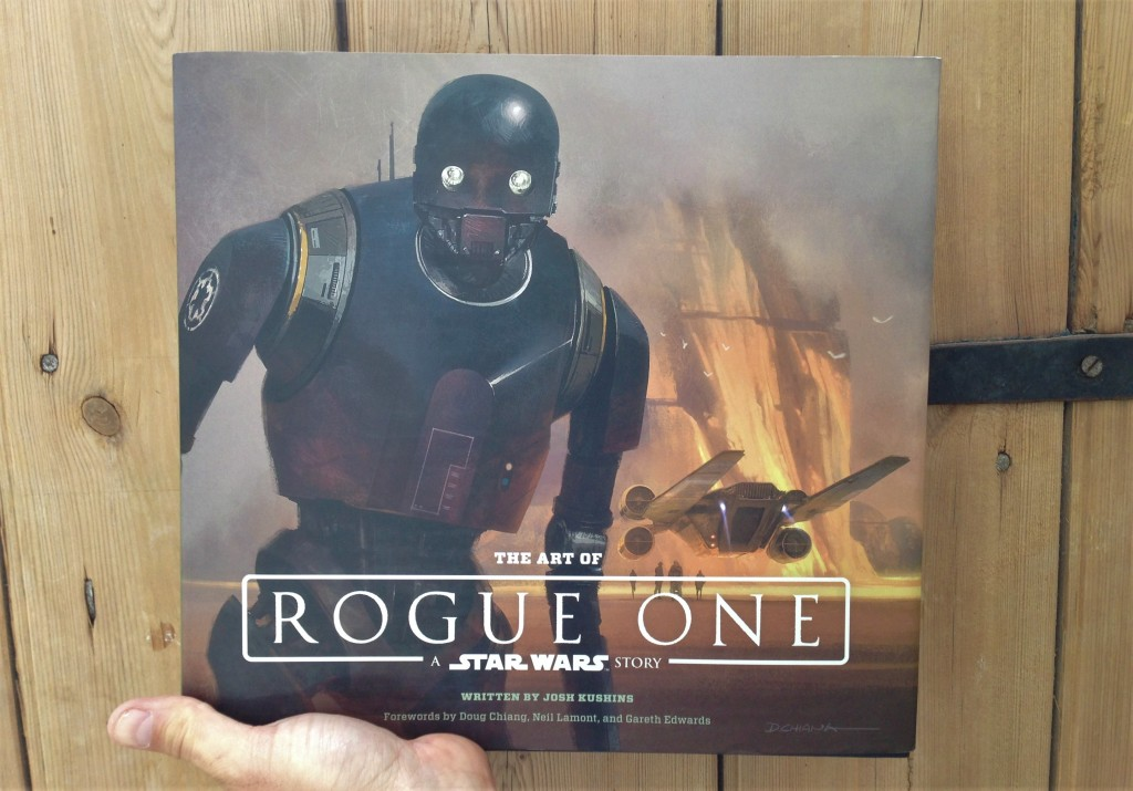 Star Wars - Rogue One A Star Wars Story - The Art of Rogue One - Abrams - Plusbog.dk - Fiktion & Kultur - Anmeldelse - Movie book - Filmbog (1)