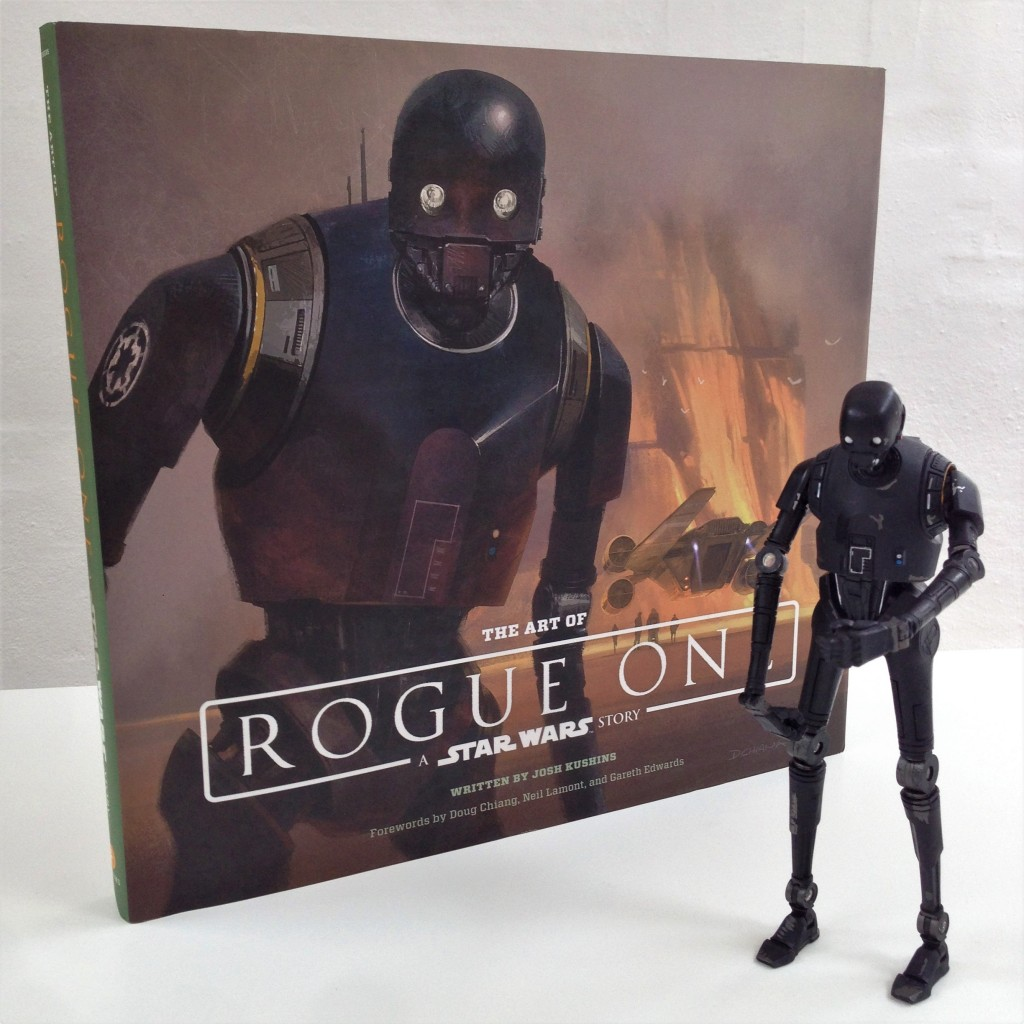 Star Wars - Rogue One A Star Wars Story - The Art of Rogue One - Abrams - Plusbog.dk - Fiktion & Kultur - Anmeldelse - Movie book - Filmbog (3)