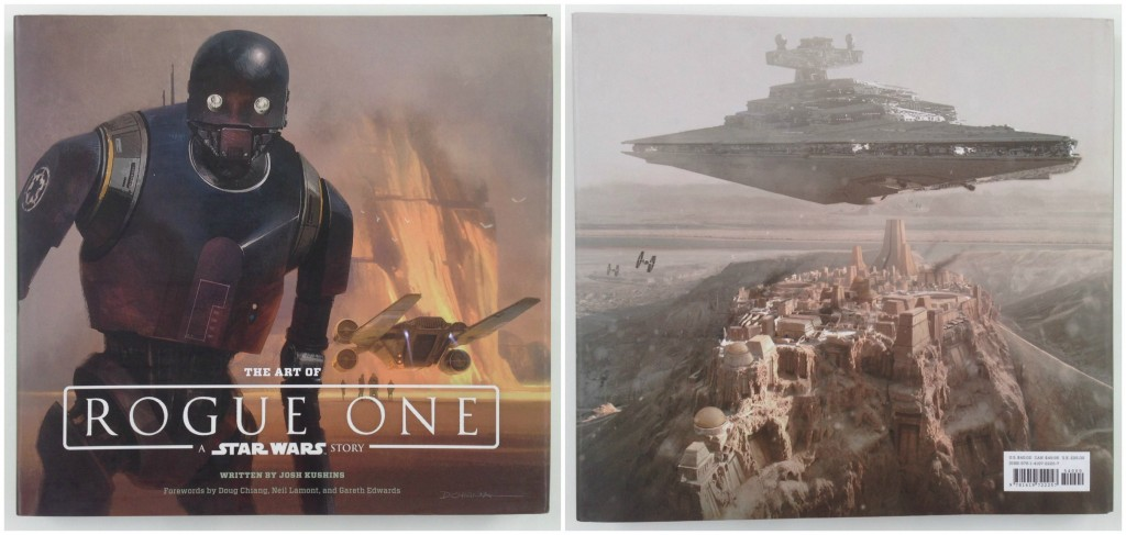 Star Wars - Rogue One A Star Wars Story - The Art of Rogue One - Abrams - Plusbog.dk - Fiktion & Kultur - Anmeldelse - Movie book - Filmbog (4)