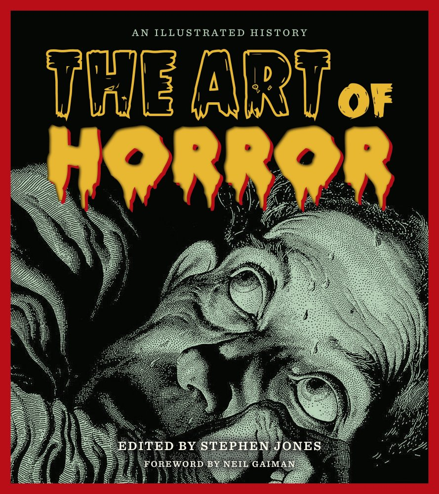 33 - The Art of Horror - Film - Bog - Plusbog.dk - Fiktion og Kultur - Cover