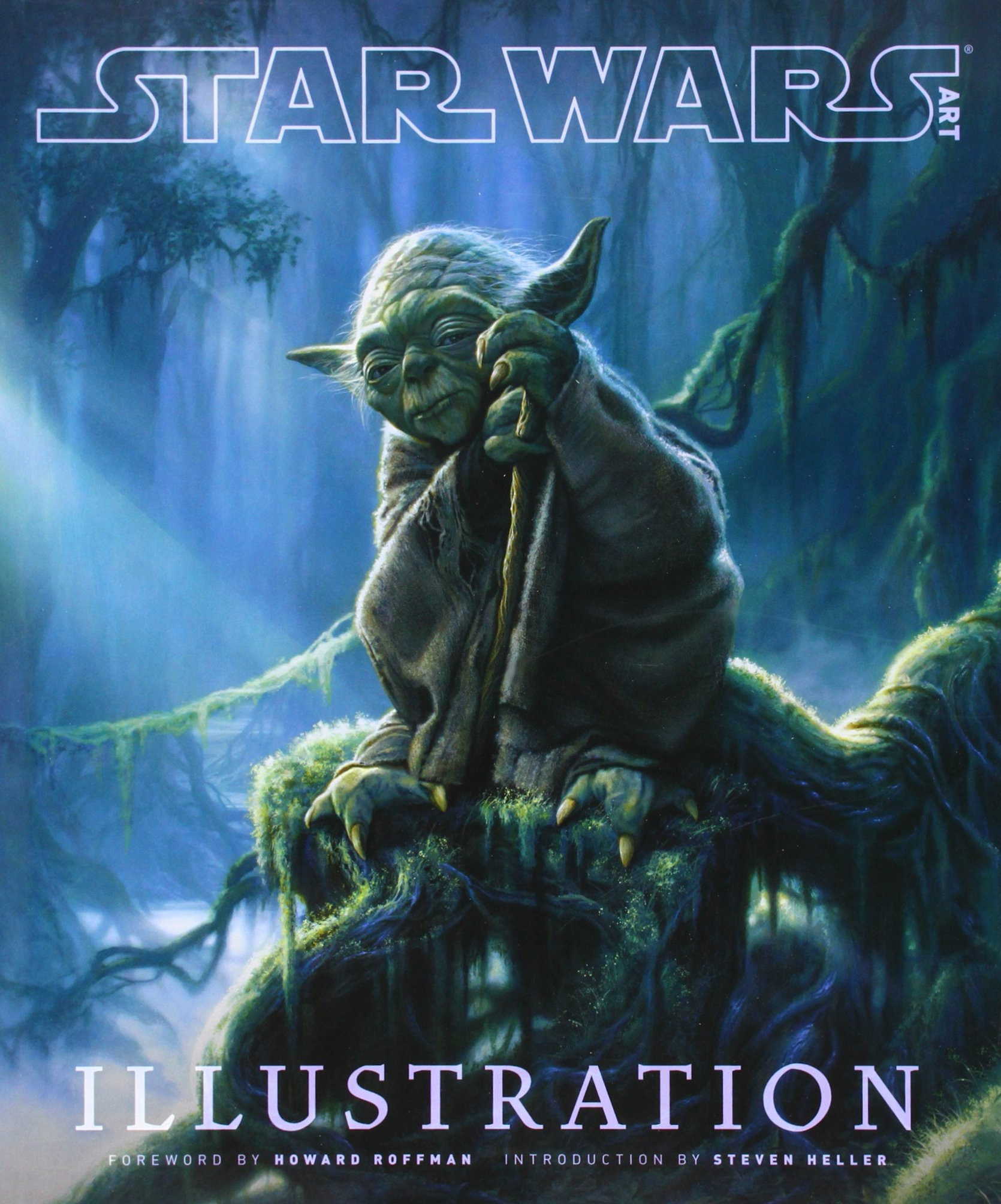 36 - Star Wars Art Illustration - Star Wars - Bog - Roman - Cover - Fiktion & Kultur - Plusbog.dk