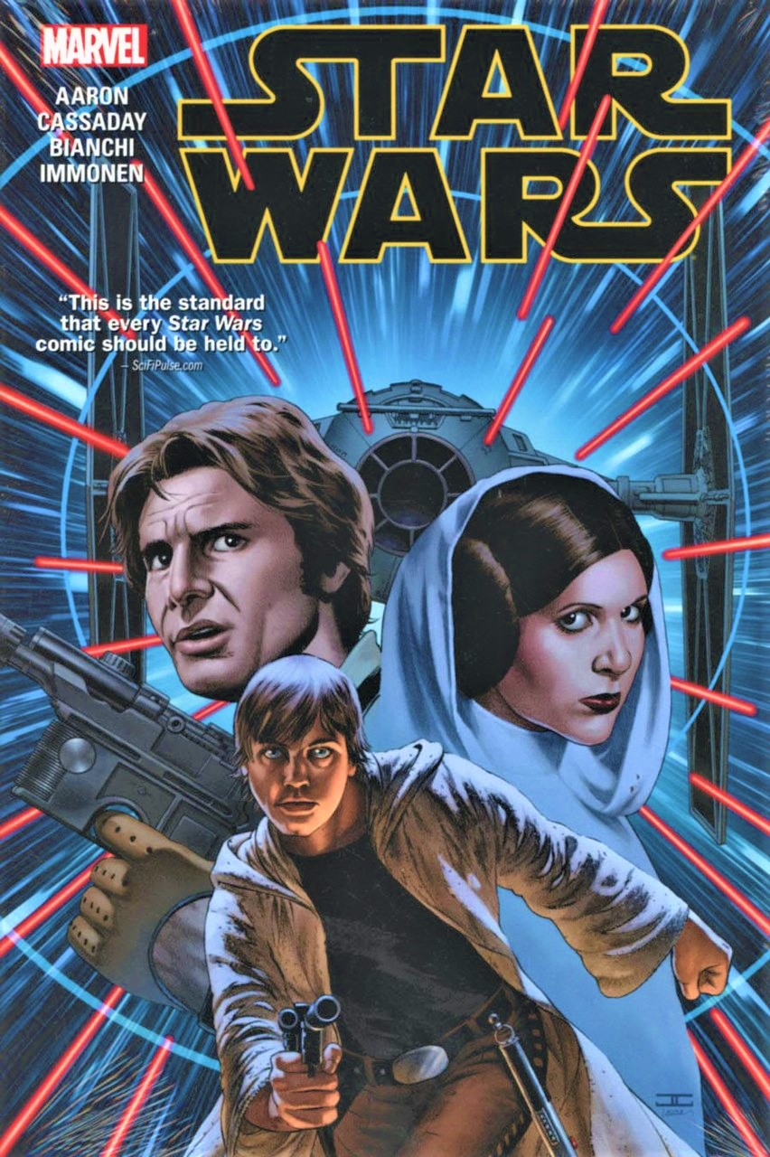 40 - Star Wars Vol. 1 (Marvel)