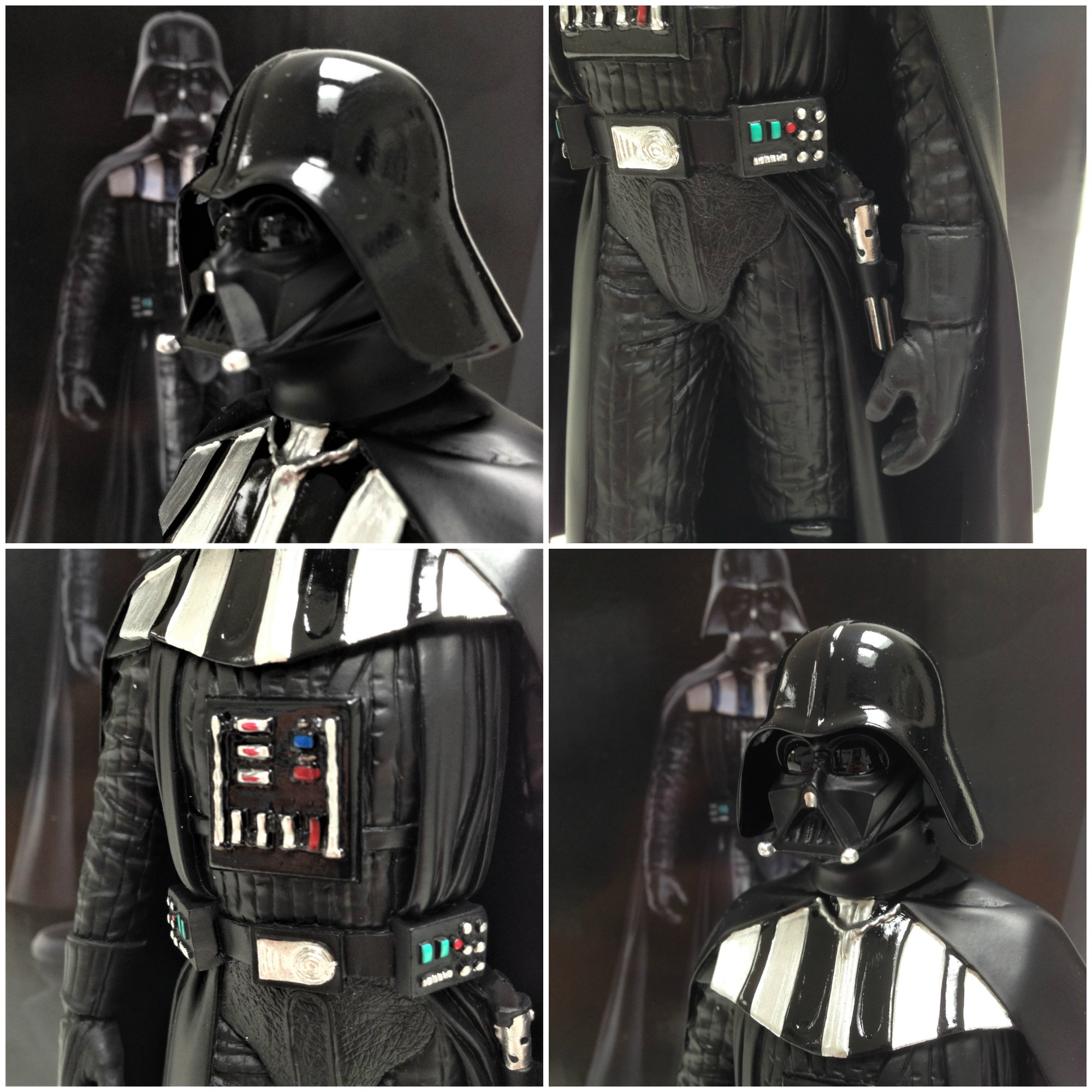 Darth Vader - Attakus Elite Colection - Star Wars - Wendros - Merchandise - Darth Vader-figur - Fiktion & Kultur (1)