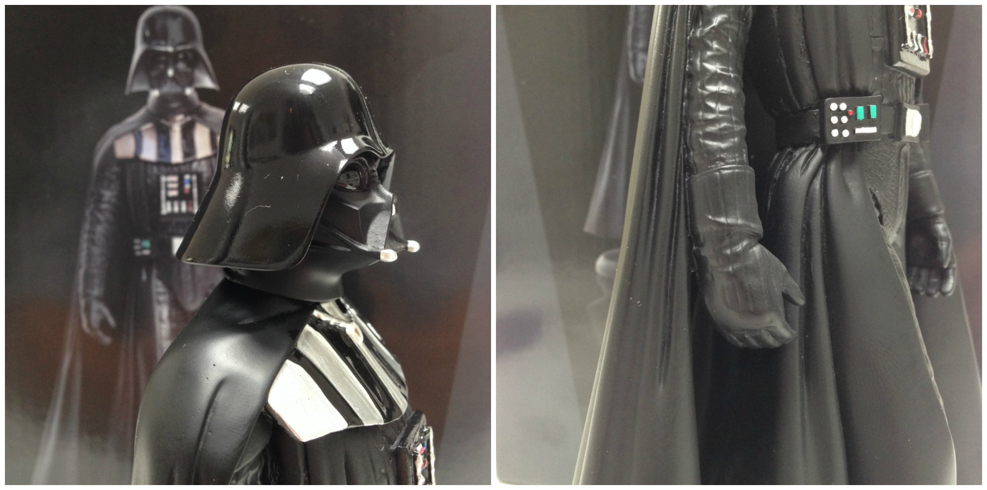 Darth Vader - Attakus Elite Colection - Star Wars - Wendros - Merchandise - Darth Vader-figur - Fiktion & Kultur (4)