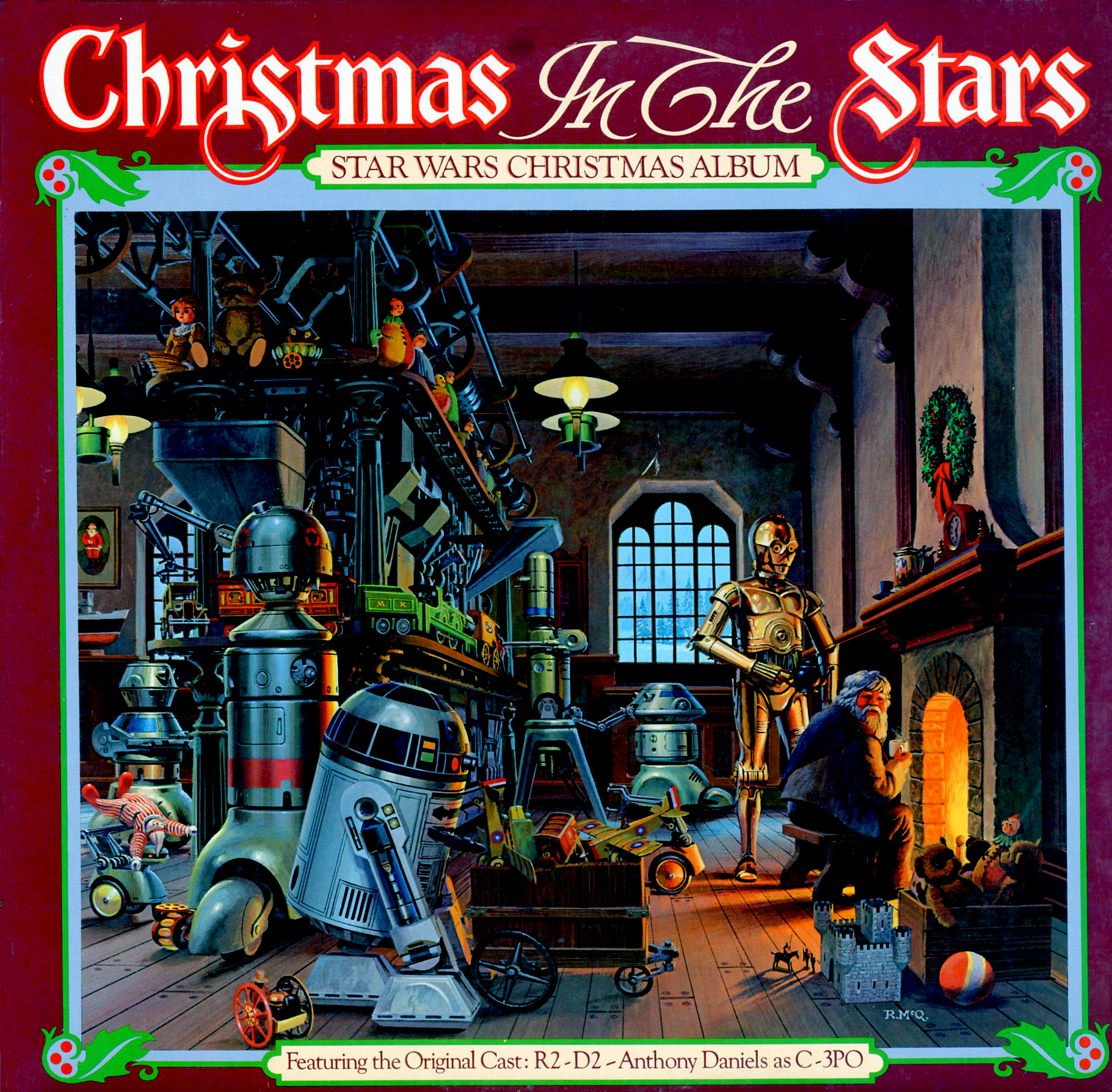 CHRISTMAS IN THE STARS ( NAVIDAD DISCOTECA ) - 1